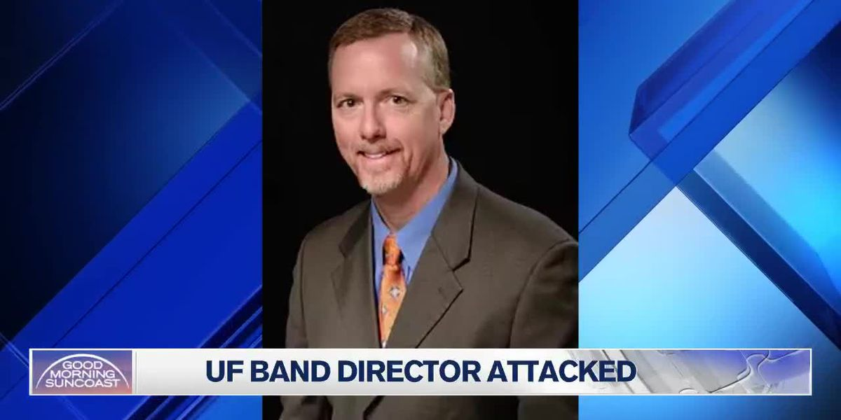 University of Florida Band Director attacked
