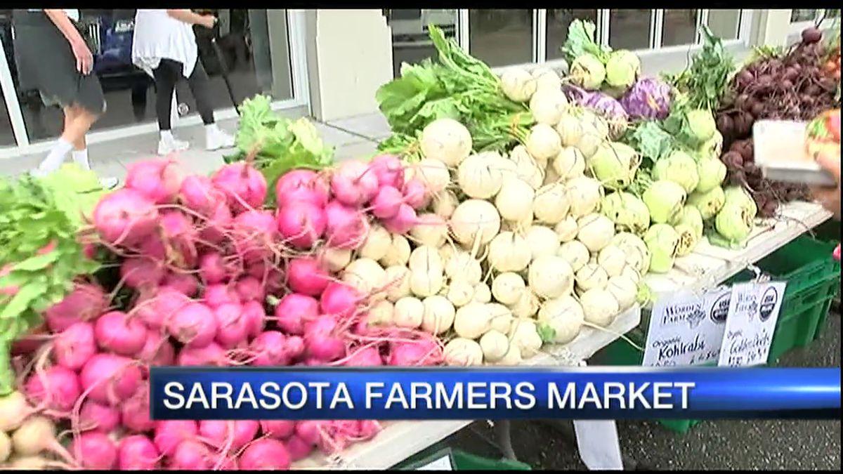 Sarasota Farmers Market ceases all operations due to coronavirus outbreak