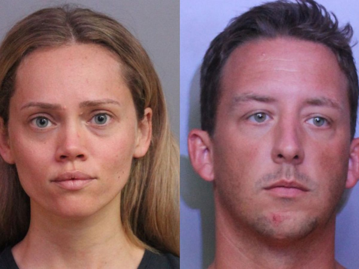 Florida woman accused of theft after giving husband's guns to police following his arrest for domestic violence