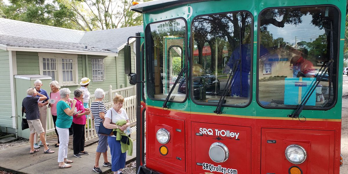 Trolley company to launch guided themed tours of Sarasota