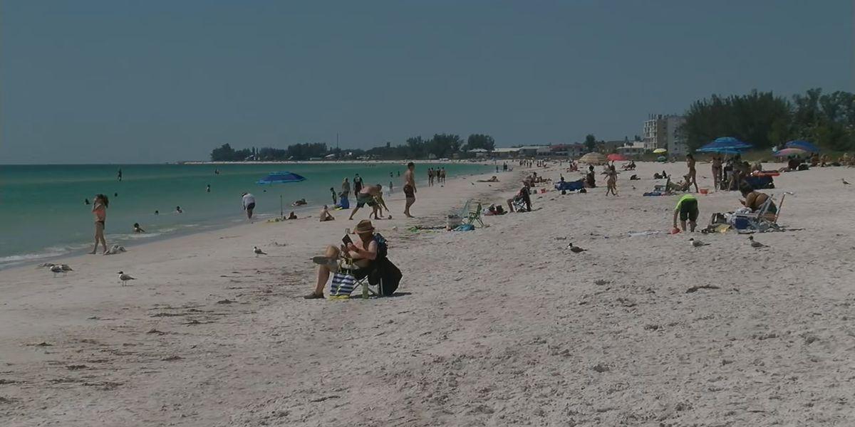Tourism numbers plummet in second quarter