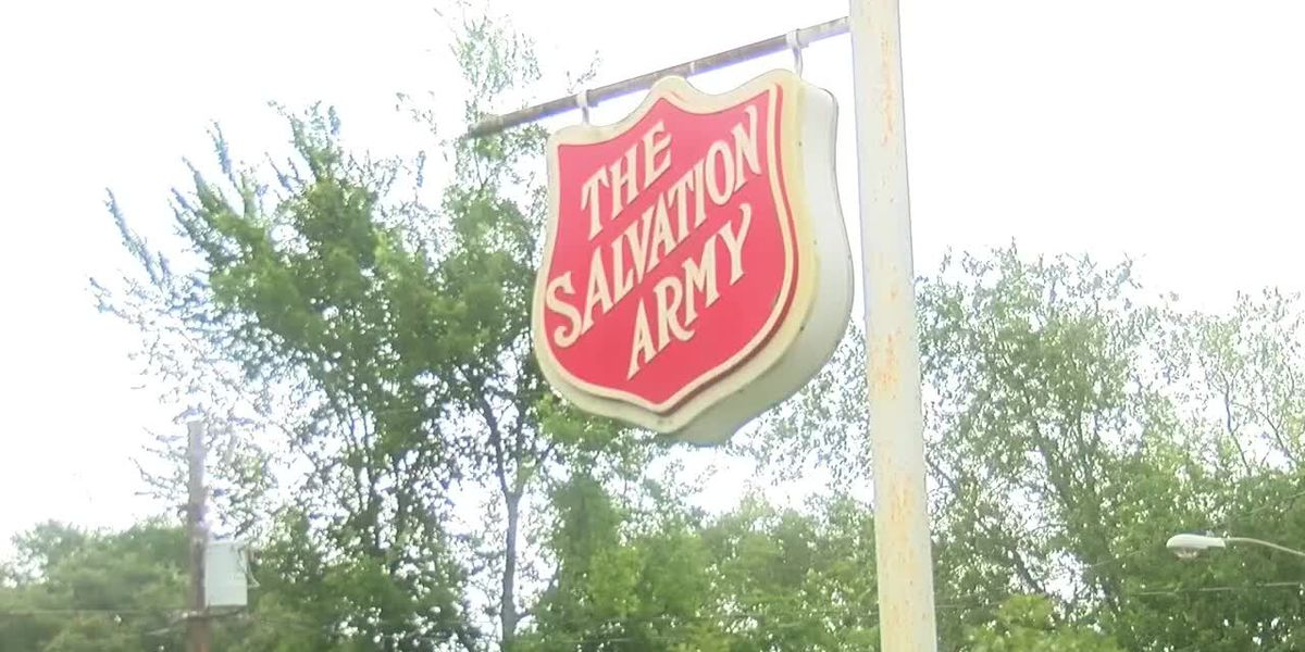 Salvation Army in Sarasota to serve as a Cold Weather Shelter