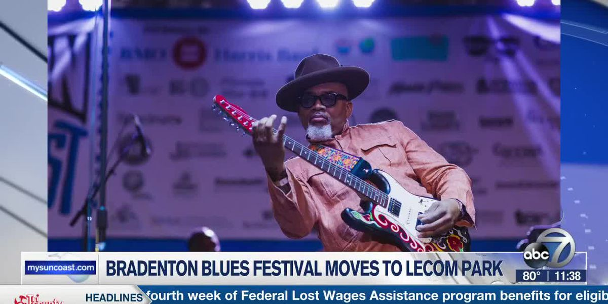 Bradenton Blues Fest
