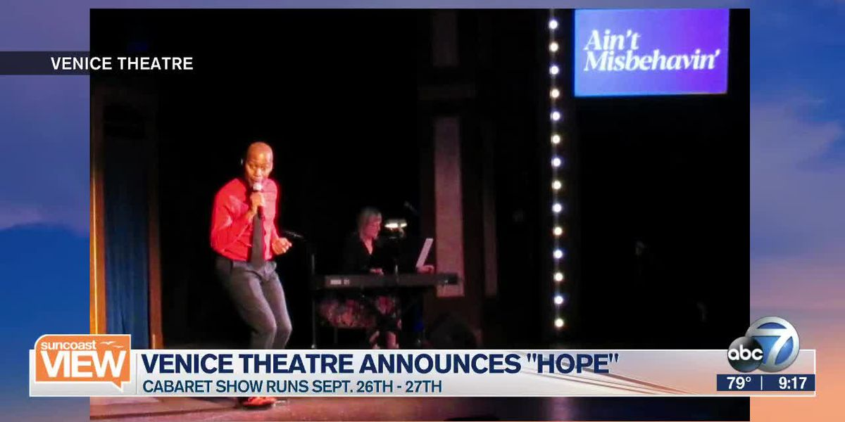 Venice Theatre's re-opening plan | Suncoast View