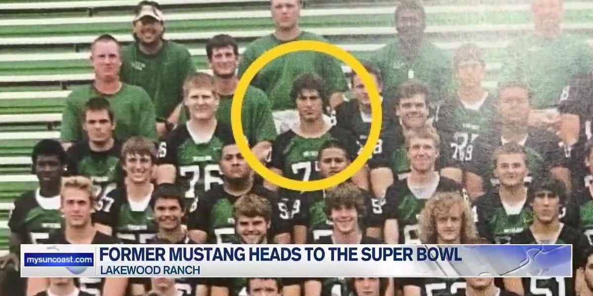 Lakewood Ranch alum is going back to the Super Bowl