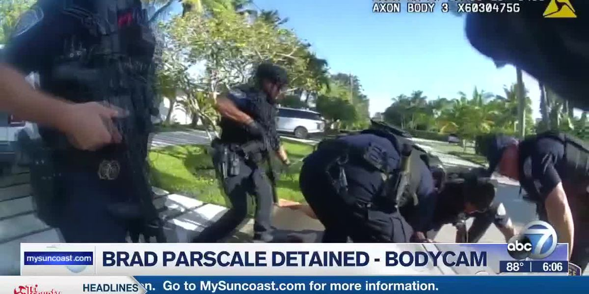 Brad Parscale Detained