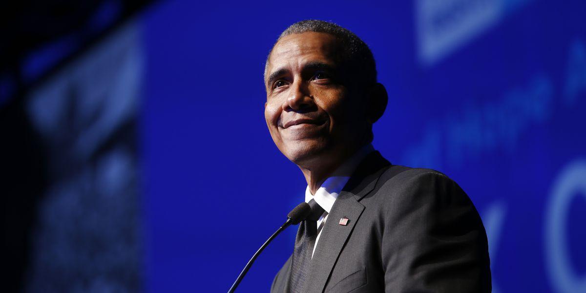 Barack Obama appears on Miranda's latest 'Hamilton' song