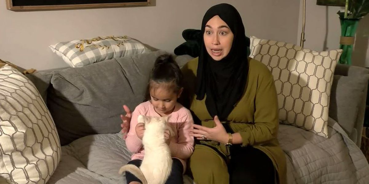 'I just started screaming': Mother recalls terrifying moment thief stole car with daughter inside