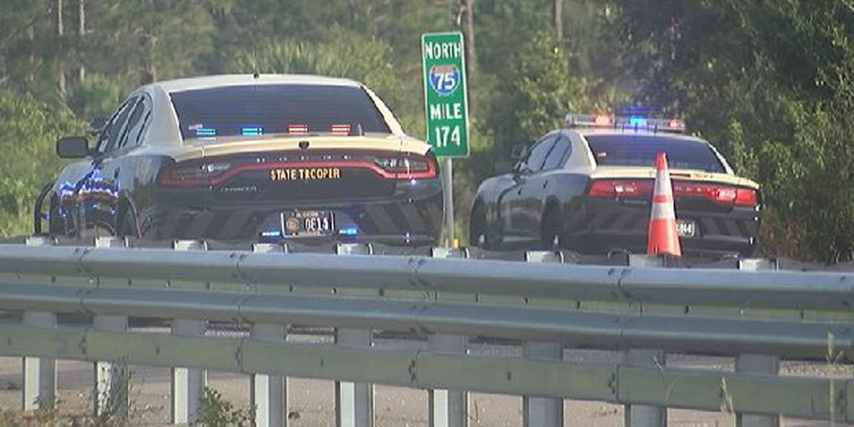 Fake police officers pull over driver on I-75, steal his vehicle