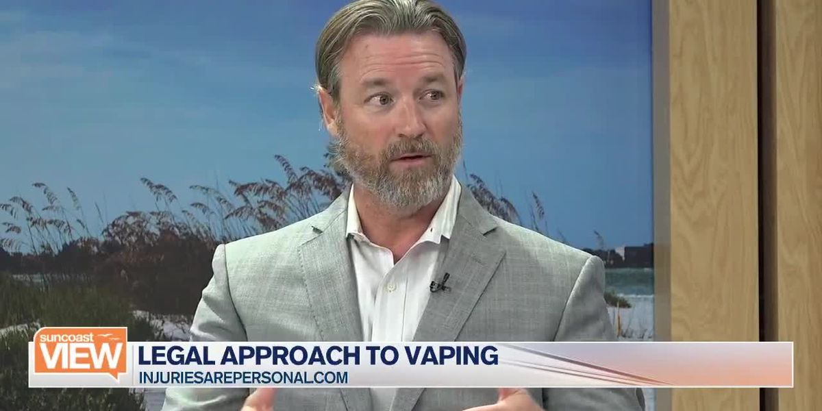 Carl Reynolds Law Breaks Down the Legal Approach to Vaping Issues | Suncoast View