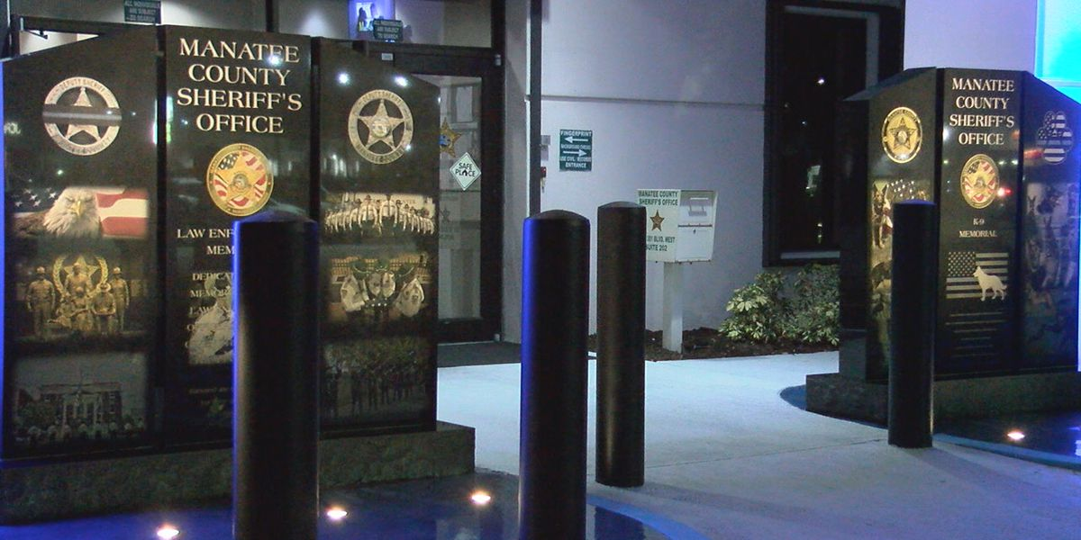 Manatee Sheriff's Office unveils monuments remembering fallen officers and K9s nationwide