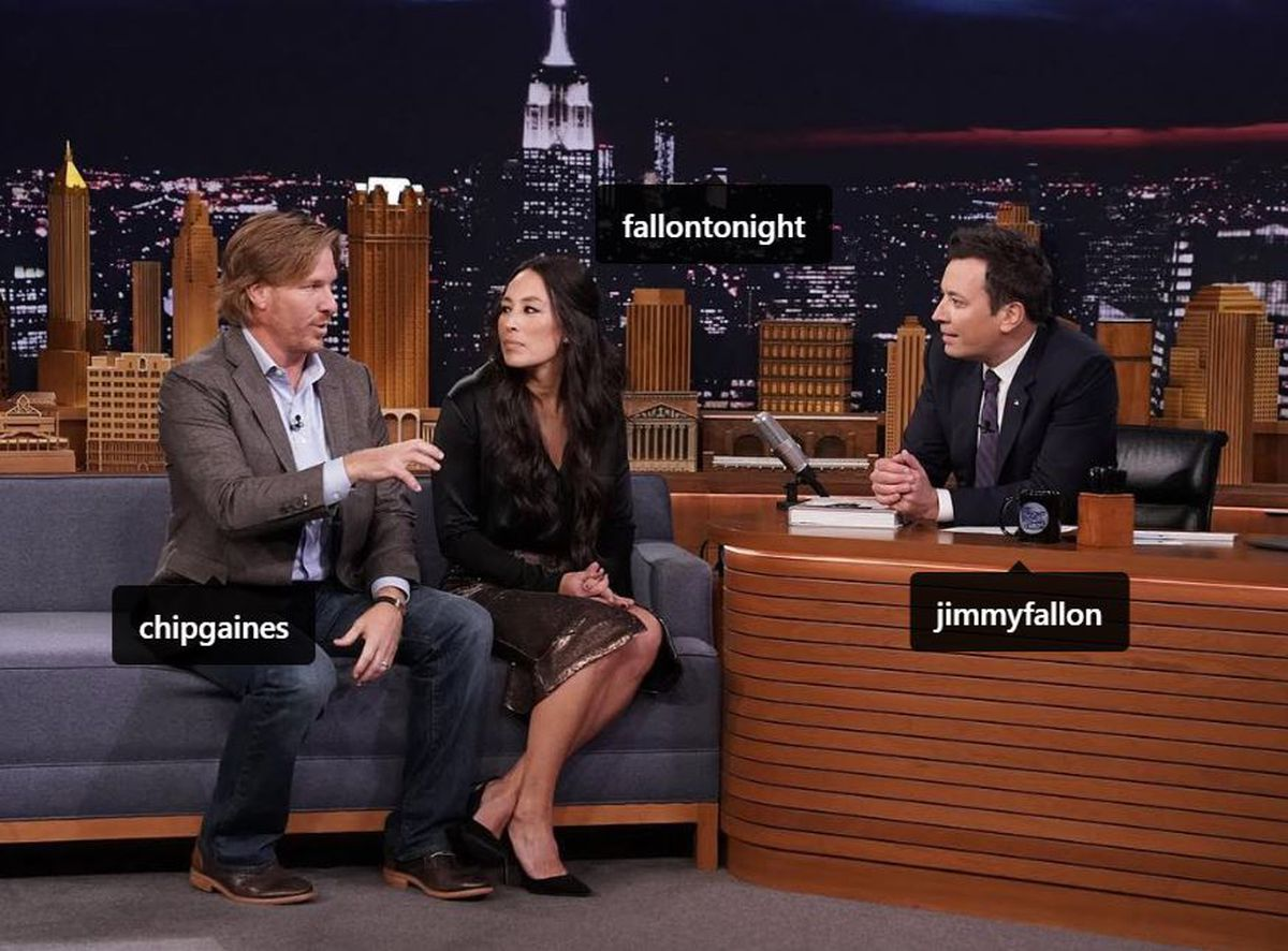 fixer upper s chip and joanna gaines announce their return to tv. Black Bedroom Furniture Sets. Home Design Ideas