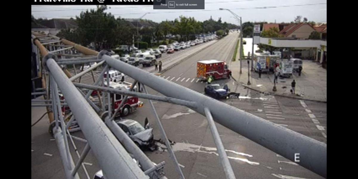 Crash at Fruitville and Tuttle slows morning commute in Sarasota