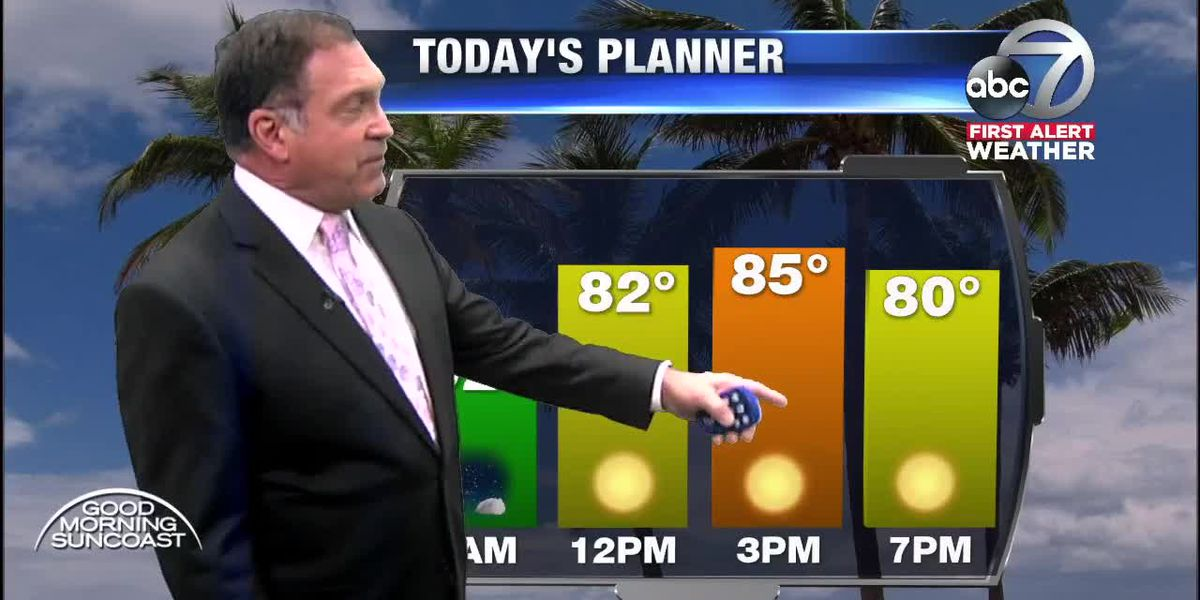 First Alert Weather: Warm today but rain free for trick or treating
