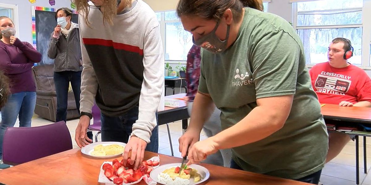 Chalkboard Champion: Providing the right ingredients for students of all abilities