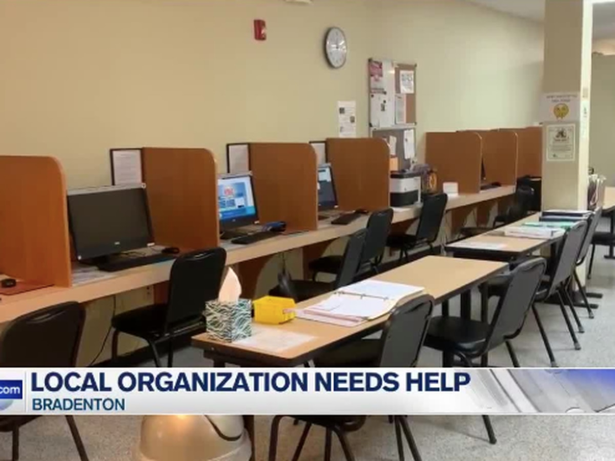 A local non-profit organization seeking help from the community