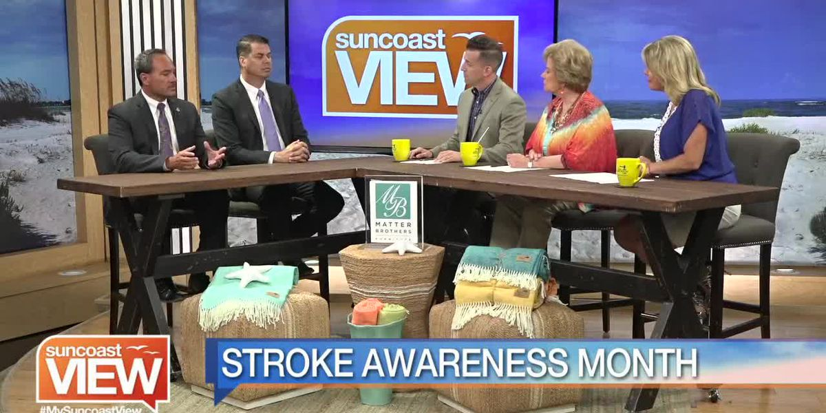 Learn About Stroke Prevention with Encompass Health | Suncoast View