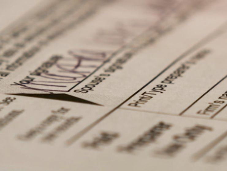 It's officially tax season. Here are some tips before you file