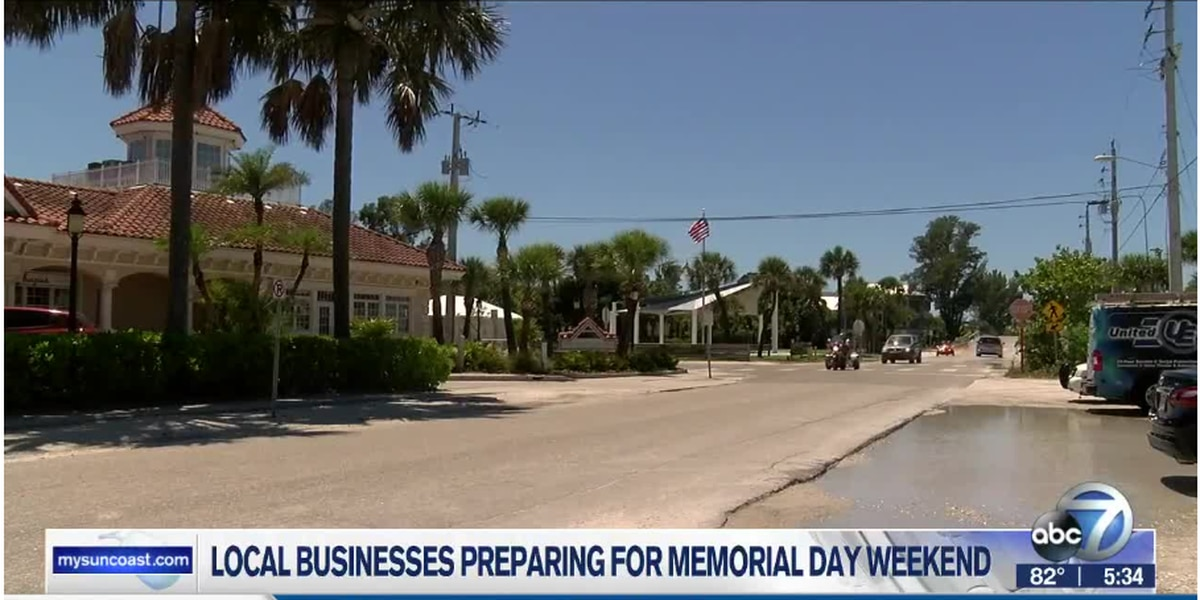 Anna Maria local businesses hope for large crowds during Memorial Day Weekend