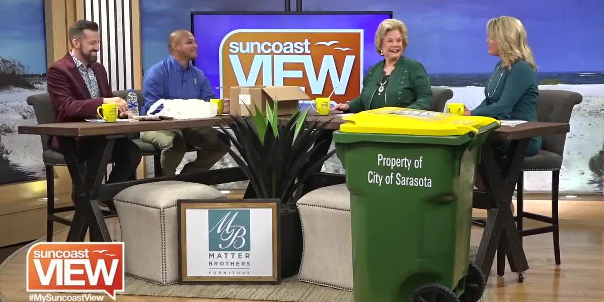 What Can and Can't Be Recycled in the New Sarasota Recycling Bins? | Suncoast View