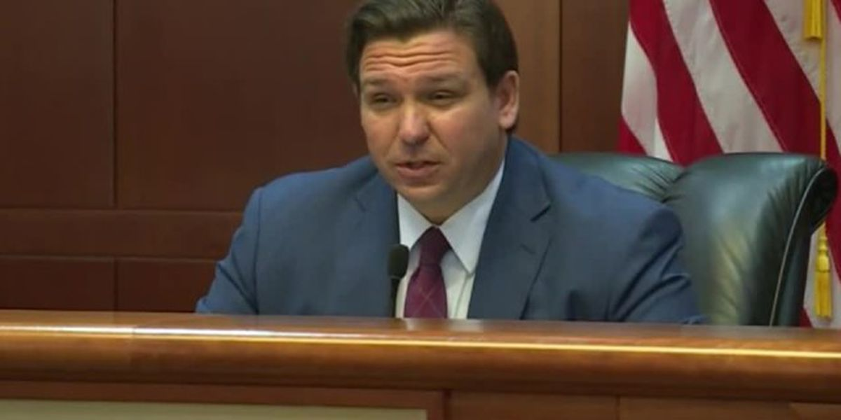 DeSantis appoints new sheriff in Clay County
