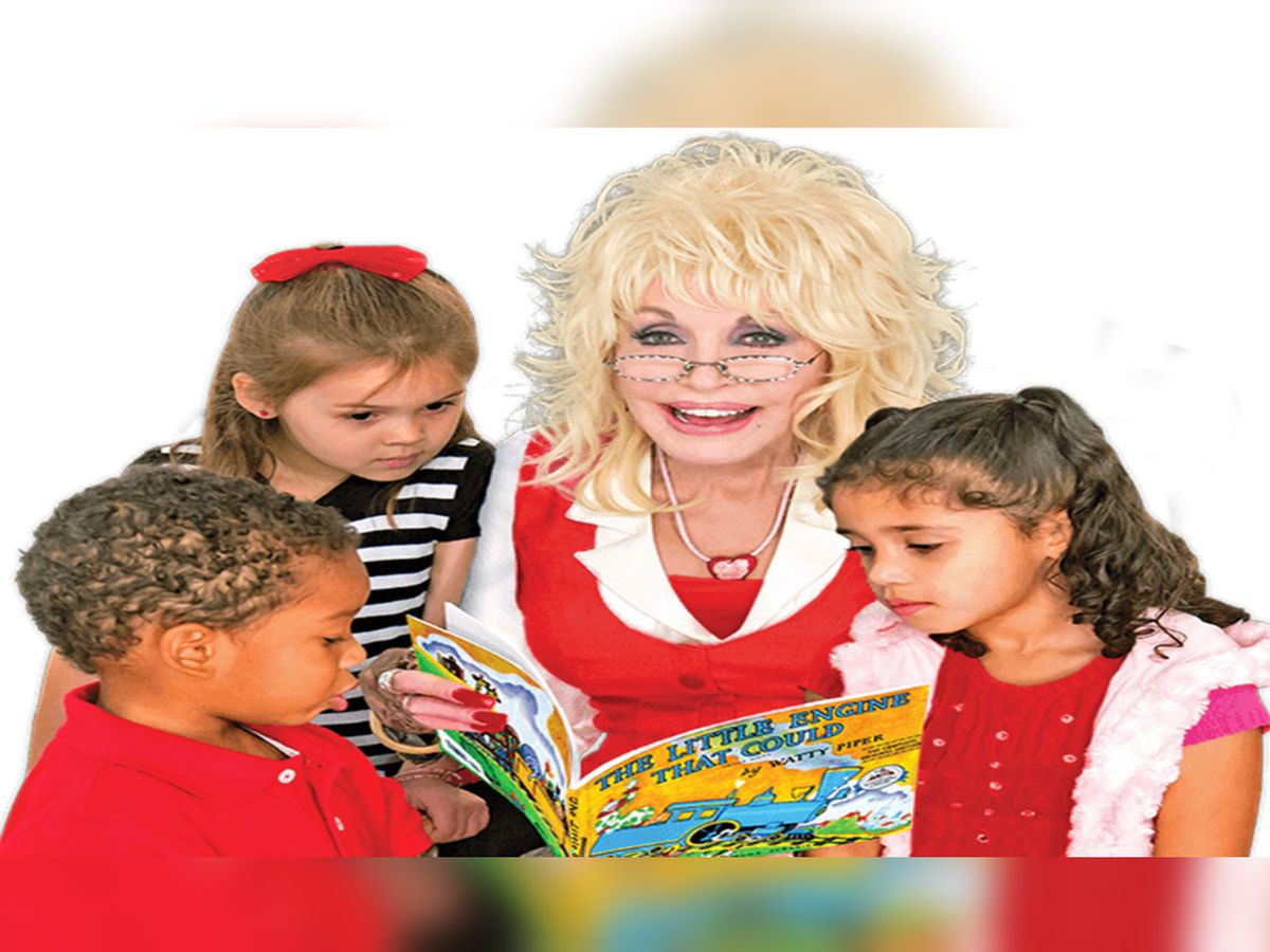 Charlotte County Imagination Library will screen Dolly Parton's Documentary about child literacy