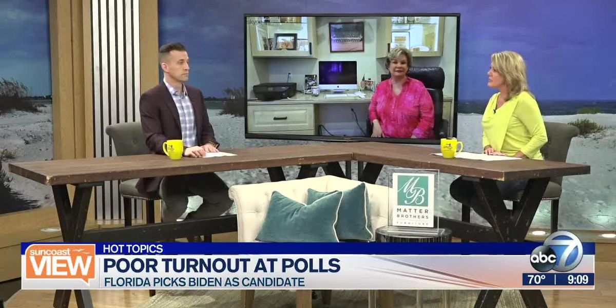 Voters Turnout, Instagram & Facebook Fact Check Coronavirus Posts | Suncoast View
