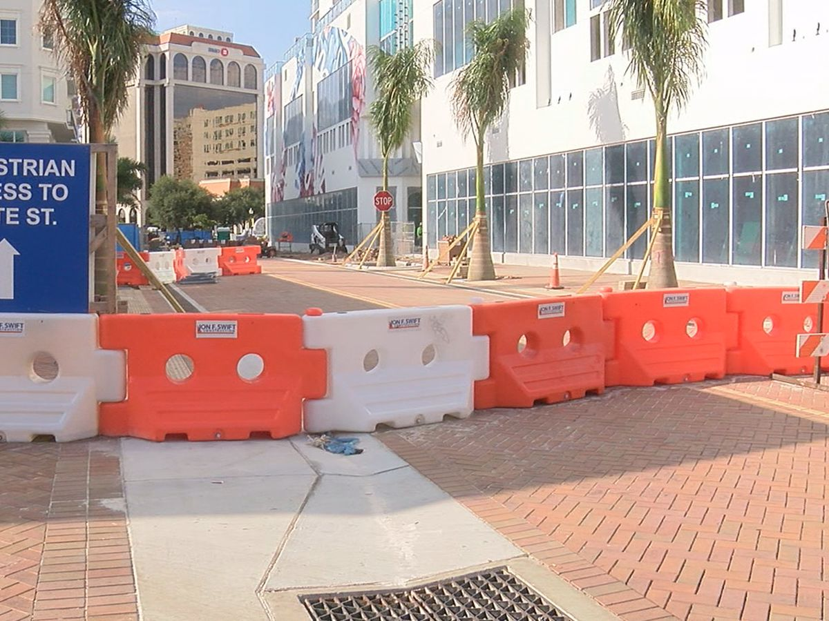 Lemon Avenue and State Street construction in Sarasota complete