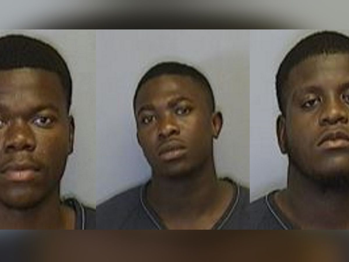 Three men arrested for allegedly sexually assaulting 15-year-old girl in Bradenton