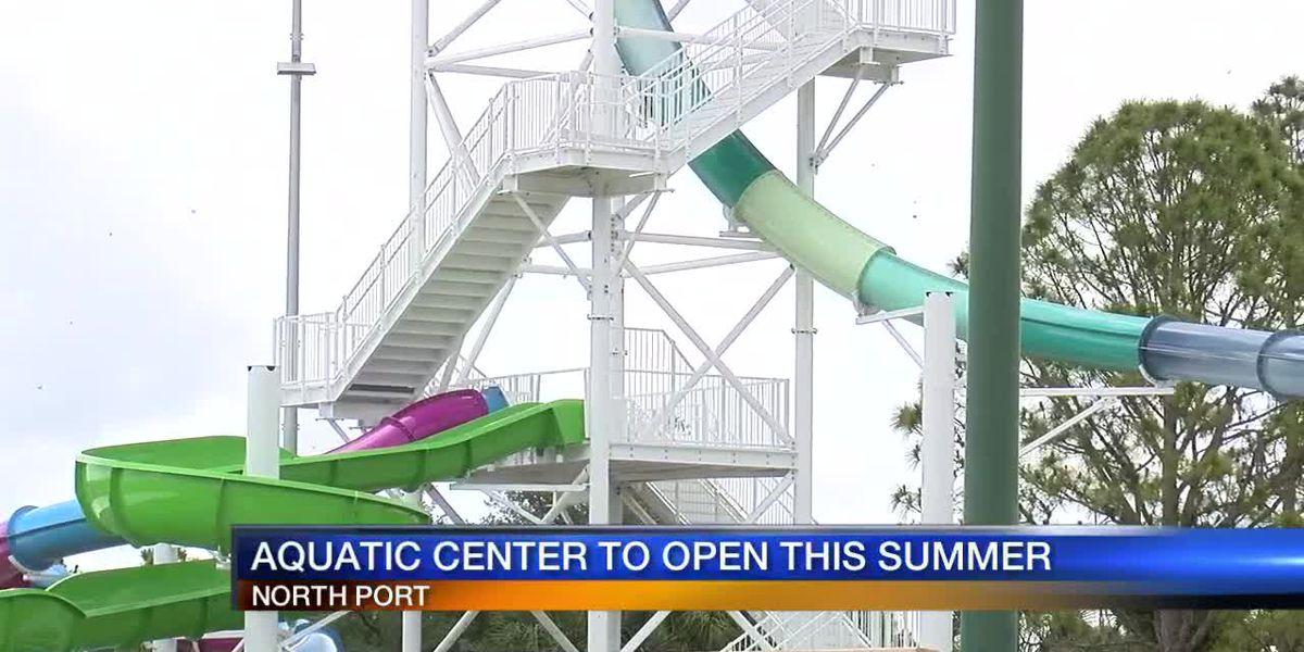 North Port Aquatic Center to open this summer