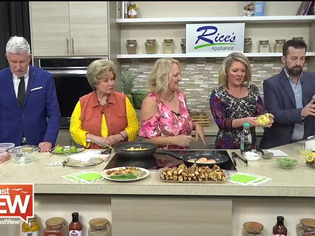 Kiwi Super-Food Recipes from Janie the Clairvoyant Gourmet | Suncoast View