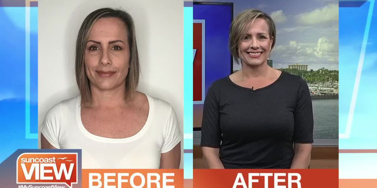 Cutting Loose Salon Makes Another Stunning Transformation for Makeover Madness! | Suncoast View