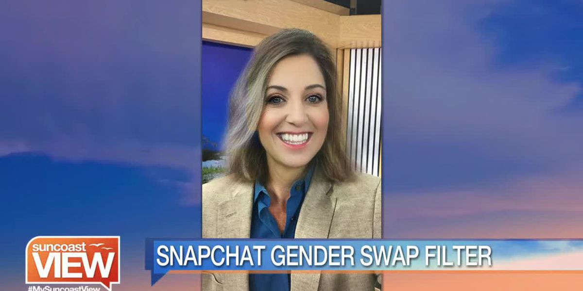 Suncoast View Tries Out the Snapchat Gender Swap Filters! | Suncoast View