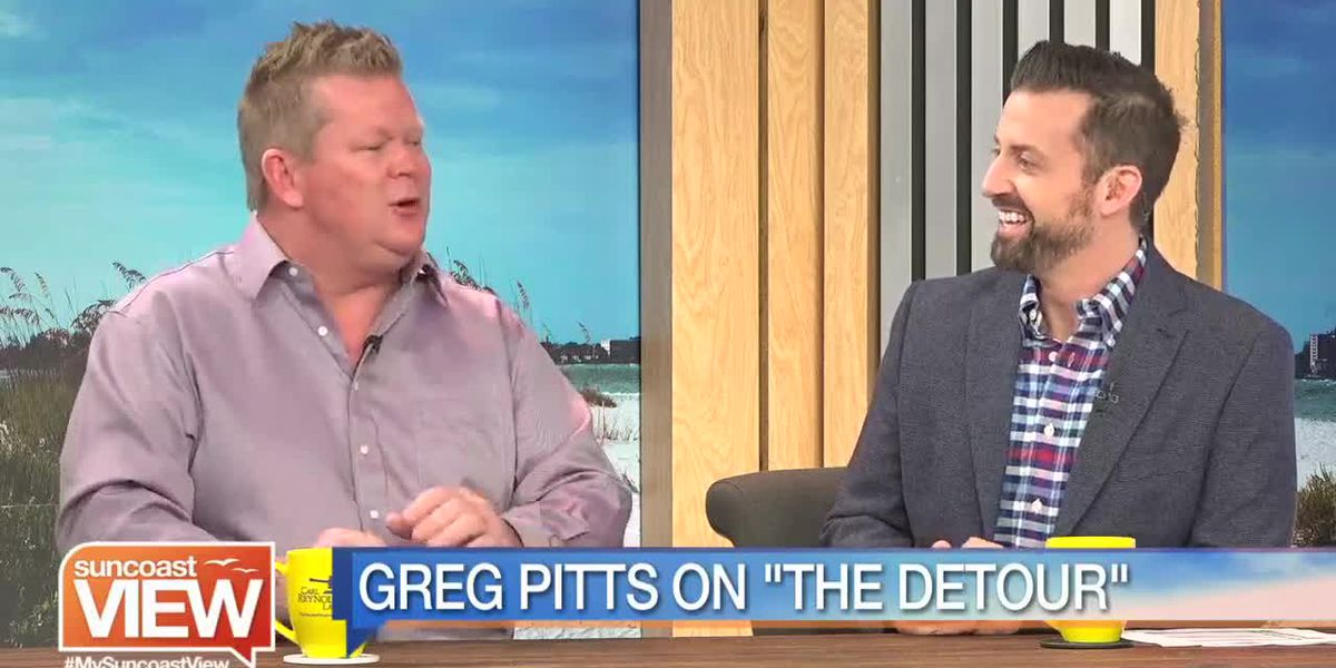 "Actor Greg Pitts Previews the New Season of ""The Detour"" 
