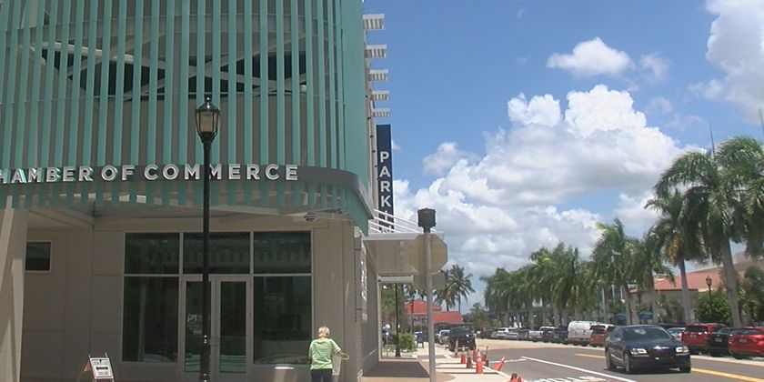 Downtown Bradenton parking garage to open in early September