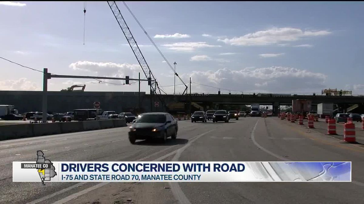 Drivers Concerned with Road