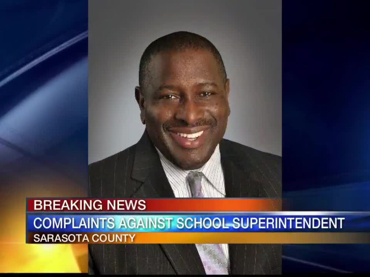 Sarasota County School District employee files multiple complaints
