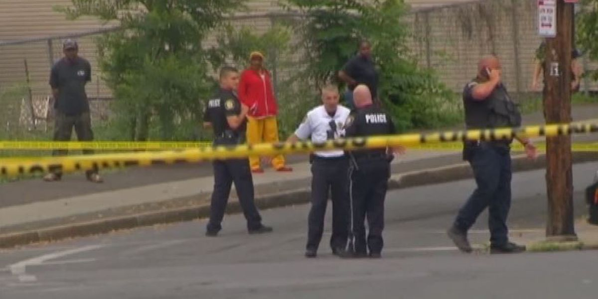 Napping 3-year-old shot by stray bullet at New York daycare