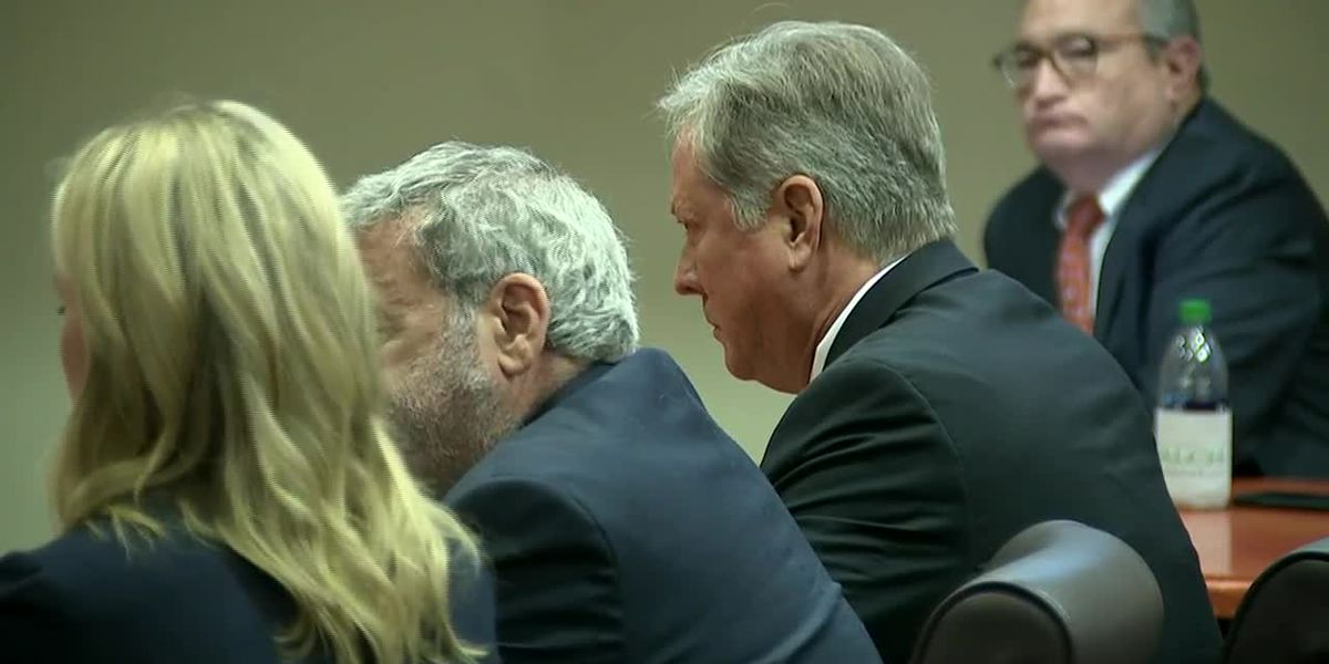 RAW: Jury announces verdict for former Ga. officer who shot veteran