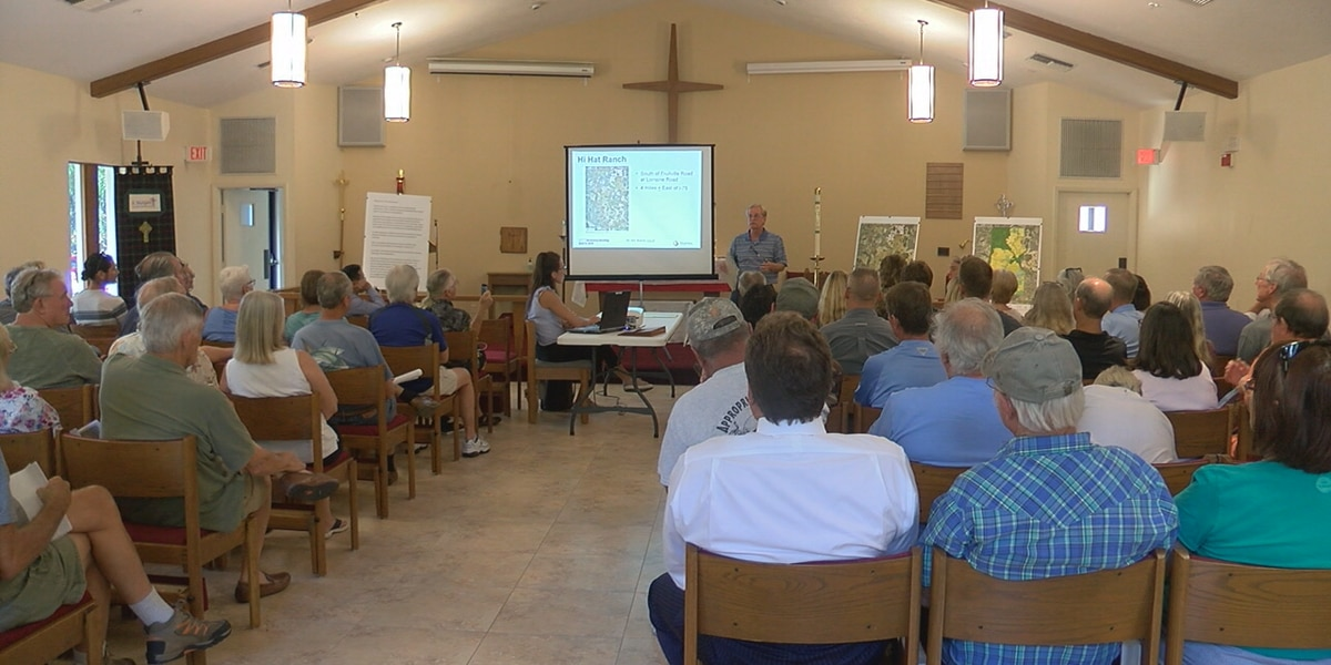 Plans for largest development east of I-75 in Sarasota County discussed during neighborhood workshop