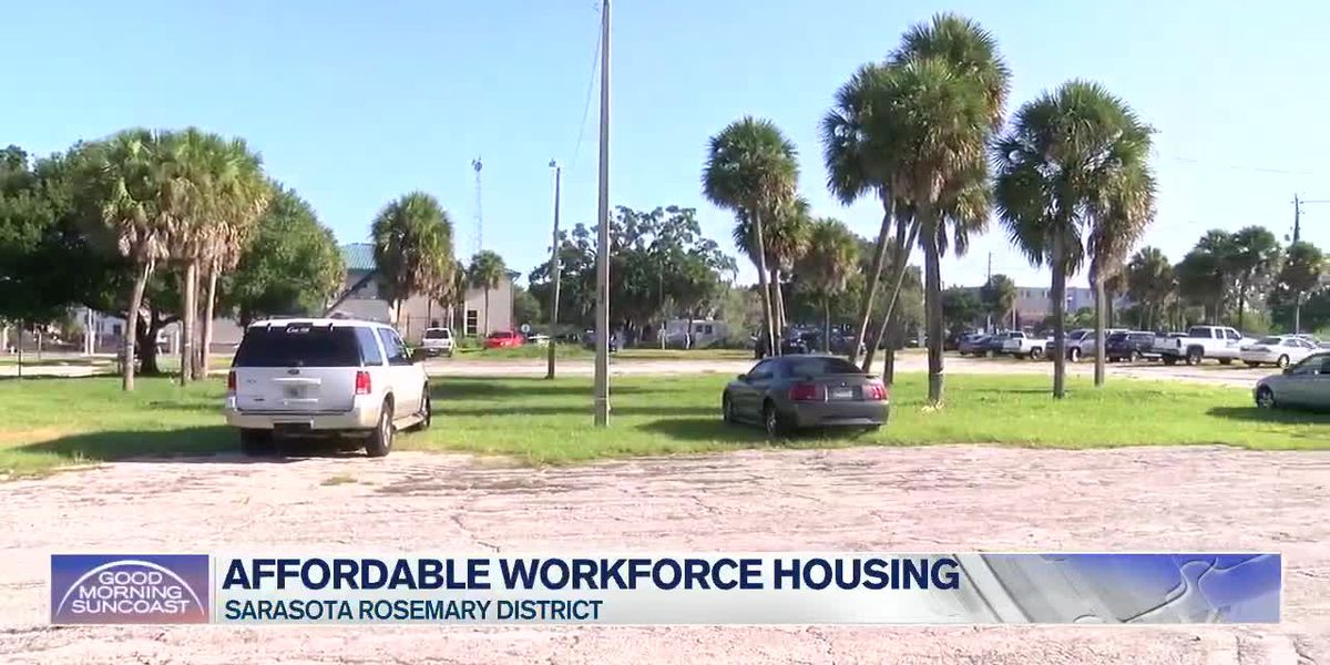 Affordable housing to be built in Rosemary District in Sarasota