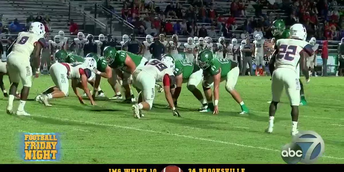 Football Friday Night - Game of the Week: Manatee vs. Venice
