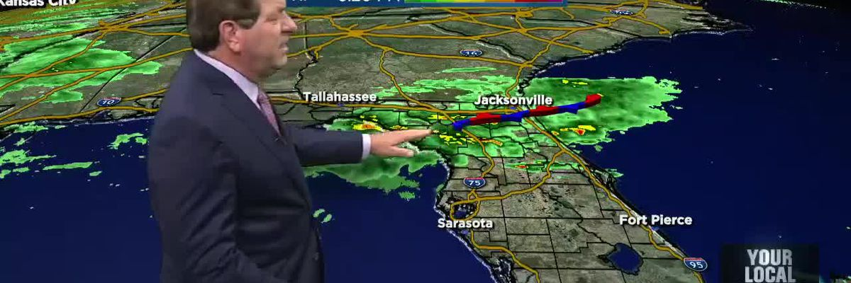 First Alert Weather - 6pm April 17, 2021