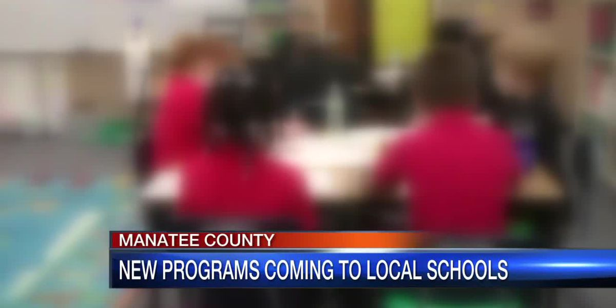 Manatee County educators work to add new programs for elementary schools