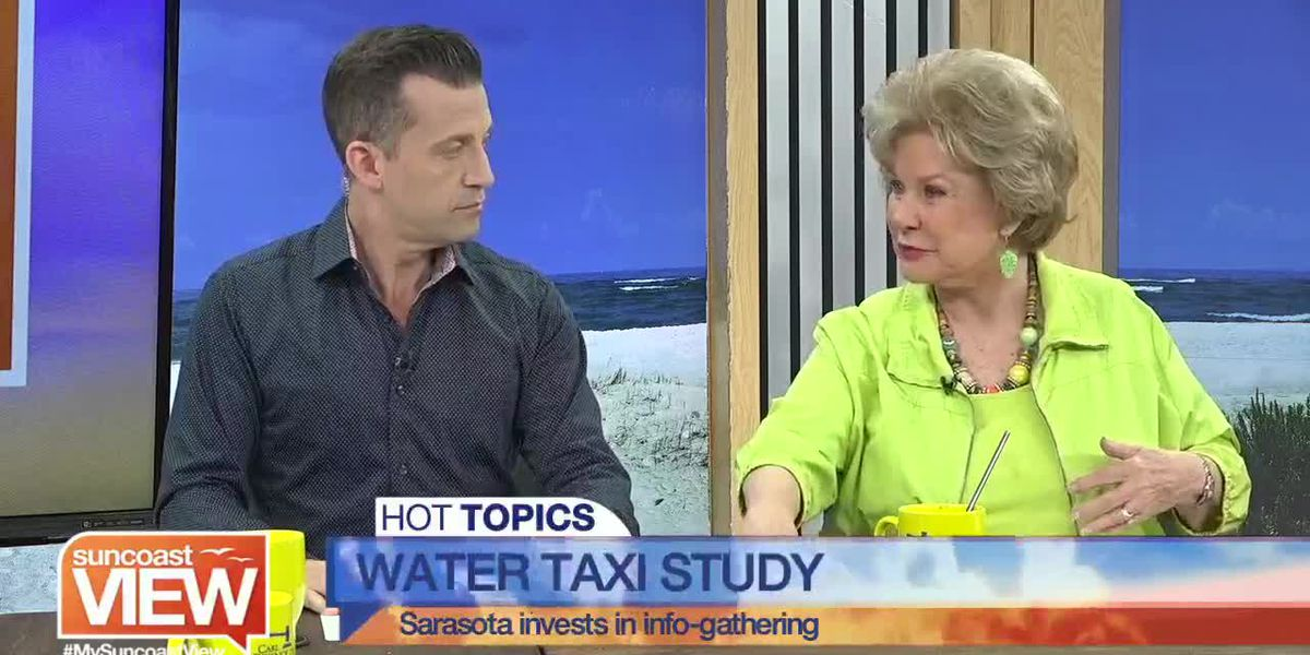 Could Water Taxis Save Suncoast Traffic? We Discuss That and More Hot Topics... | Suncoast VIew