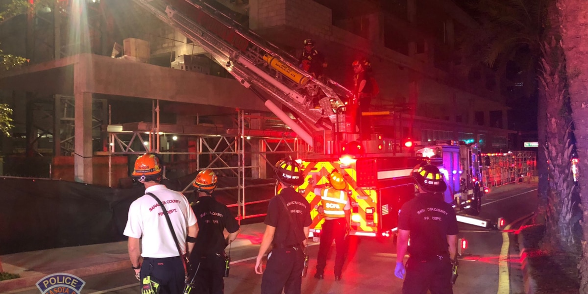 Blvd. of the Arts reopens following a 911 call for electrocution