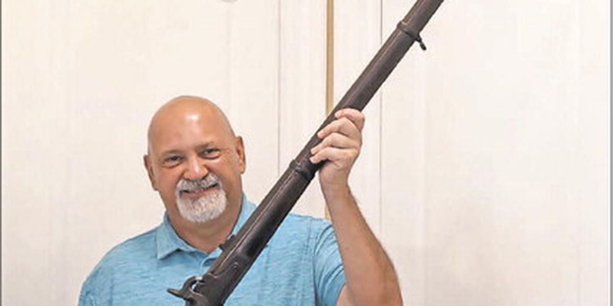 North Port man buys antique rifle, finds out it's still loaded