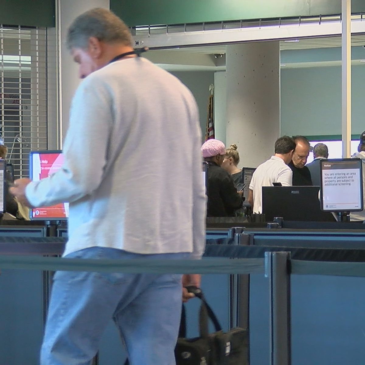 SRQ Airport remain busy through the Thanksgiving holiday travel period
