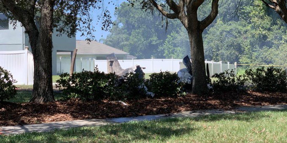1 dead in Pasco County plane crash