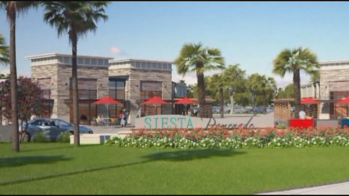 Sarasota County Commissioners approve Siesta Promenade project